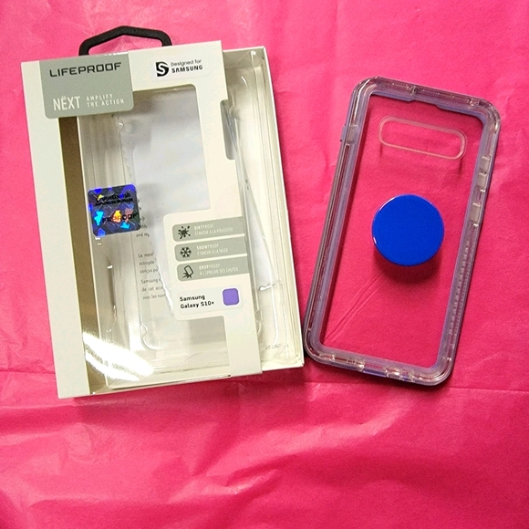 **SOLD**LifeProof Case for Samsung S10 Plus